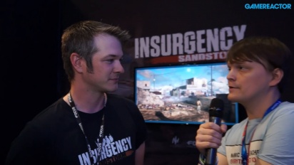 Insurgency: Sandstorm - Andrew Spearin intervjuad