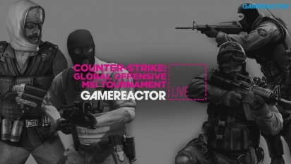 Vi kikar in MSI:s Counter Strike-turnering