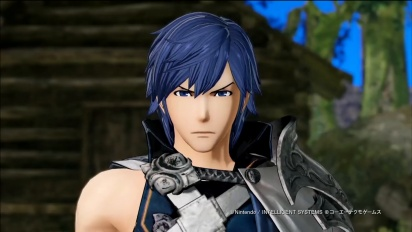 Fire Emblem Warriors - Character Introduction 1 (Japanese)