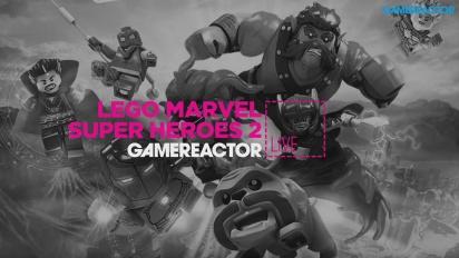 Lego Marvel Super Heroes 2 - Livestream-repris