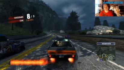 GRTV spelar Burnout Paradise Remastered