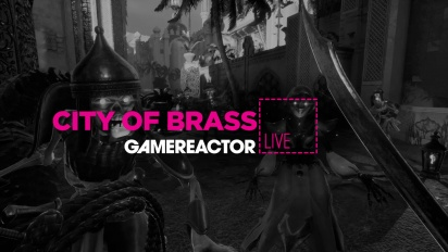 GRTV testklämmer lite på City of Brass