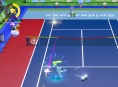 Mario Tennis Aces - Online Gameplay Peach vs. Spike