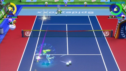 GRTV provspelar Mario Tennis Aces
