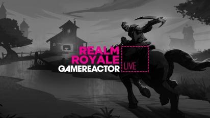 GRTV spelar lite Realm Royale