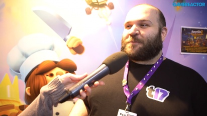 Overcooked 2: Campfire Cook Off DLC - Danny Spiteri intervjuad