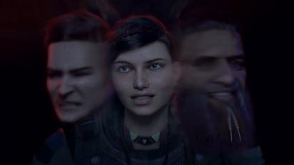 Gears 5 - E3 2019 Kait, Broken Trailer
