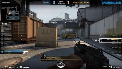 OMEN by HP Liga - Div 10 Round 4 - Drémt vs Moeldrup Five - Train.