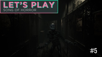 Let's Play Song of Horror - Part 5 - Starting Episode 2