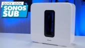GRTV packar upp gamla Sonos Sub