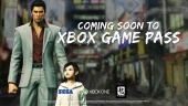 Yakuza Kiwami - Xbox Game Pass Announcement Trailer