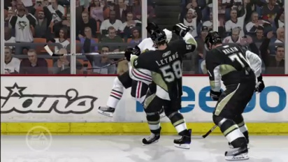 NHL 10 - Battle for the Cup