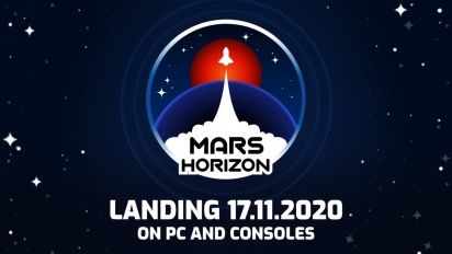 Mars Horizon - Feature Reveal trailer