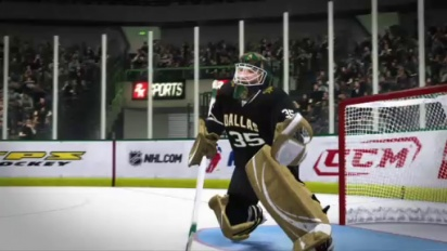 NHL 2K10 - Second Teaser Trailer