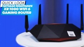 Netgear Nighthawk XR1000 Wi-Fi 6 Gaming Router - Quick Look