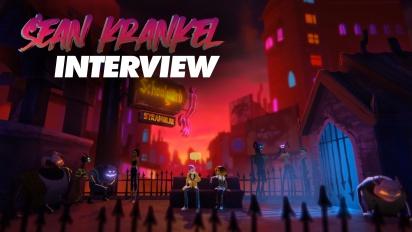 Sean Krankel - Fun & Serious 2020-intervju