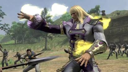 Fist of the North Star: Ken's Rage 2 - Shin