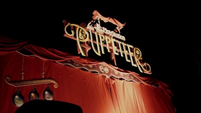 Puppeteer  - Traveling Theatre Invades San Francisco
