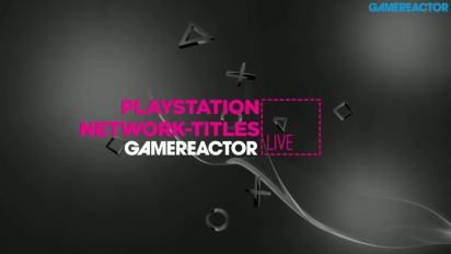 Playstation Network Titles - Livestream-repris