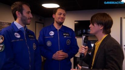 Deliver Us The Moon - Vi intervjuar Koen Deetman & Jordy Velasquez