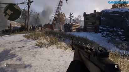 Vi njuter av multiplayerportionen i Call of Duty: WWII (4)