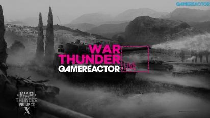 GRTV spelar War Thunder till Xbox One