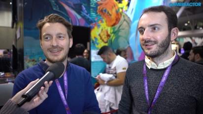 GRTV på PAX 2019: Intervju med folket bakom Streets of Rage 4