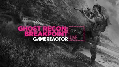 GRTV spelar beta-versionen av Ghost Recon: Breakpoint