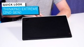 GRTV packar upp Lenovo ThinkPad X1 Carbon Extreme