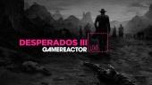 GRTV spelar nysläppta Desperados III