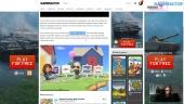 GRTV News: Politiker gästar olika spel