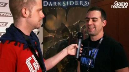 INTERVIEW: Darksiders: Wrath of War