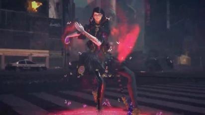 Bayonetta 3 - Nintendo Direct Gameplay Trailer