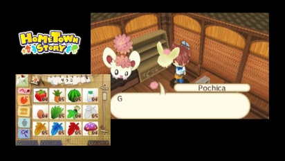 Hometown Story - E3 Trailer