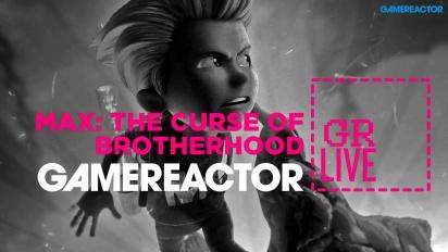 Max: The Curse of Brotherhood - Livestream med utvecklarna (Replay)