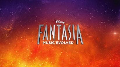 Fantasia: Music Evolved - Gorillaz Preview Trailer
