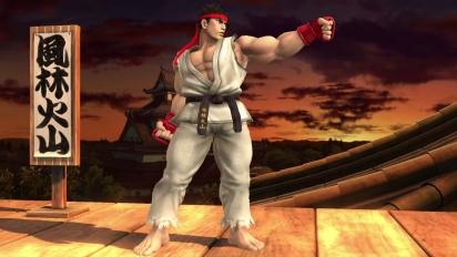 Super Smash Bros. for Wii U & Nintendo 3DS - Ryu Trailer