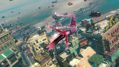 Gravity Rush 2 - Announcement Trailer