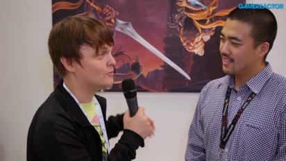 Blade & Soul - Vi intervjuar Jonathan Lien