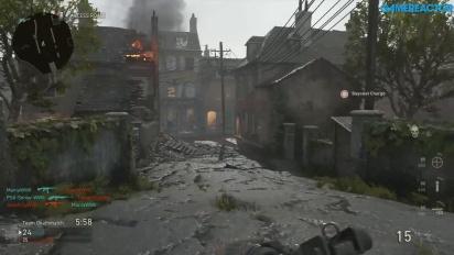 Vi njuter av multiplayerportionen i Call of Duty: WWII (3)