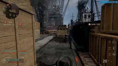 Vi njuter av multiplayerportionen i Call of Duty: WWII