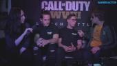 Mustigt lanseringskrig i Call of Duty: WWII