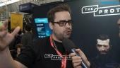 GRTV intervjuar skaparen bakom The Protagonist