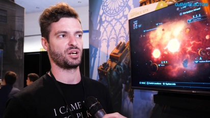Warhammer 40,000: Inquisitor - Martyr - Gergely Vas intervjuad