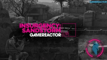 GRTV spelar Insurgency: Sandstorm