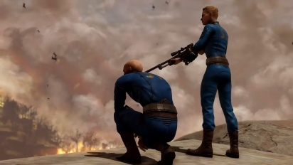 Fallout 76 - Nuclear Winter E3 2019 Dev Diary