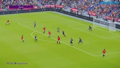 GRTV spelar PES 2020: Man United vs Juventus