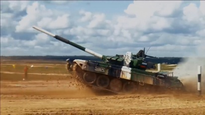 War Thunder - Tank Biathlon Trailer