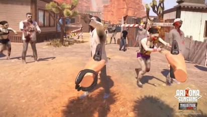 Arizona Sunshine - Trailer Park / Horde Mode Update