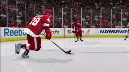 NHL 10 - Demo sizzle video